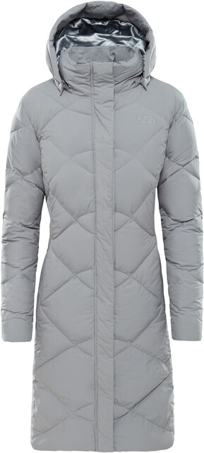 Metro Mujer es Gris Chaqueta The Miss North Face Ii Campz YwRPztq